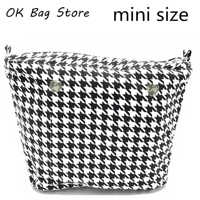 2019 Mini Size Obag Inner Bag Canvas Fashion Style