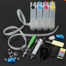 Ciss чернильный бак для hp 303 303XL для hp Envy 6230 6234 7130 7134 7830 картридж с чернилами для принтера непрерывной подачи чернил Systerm IP303