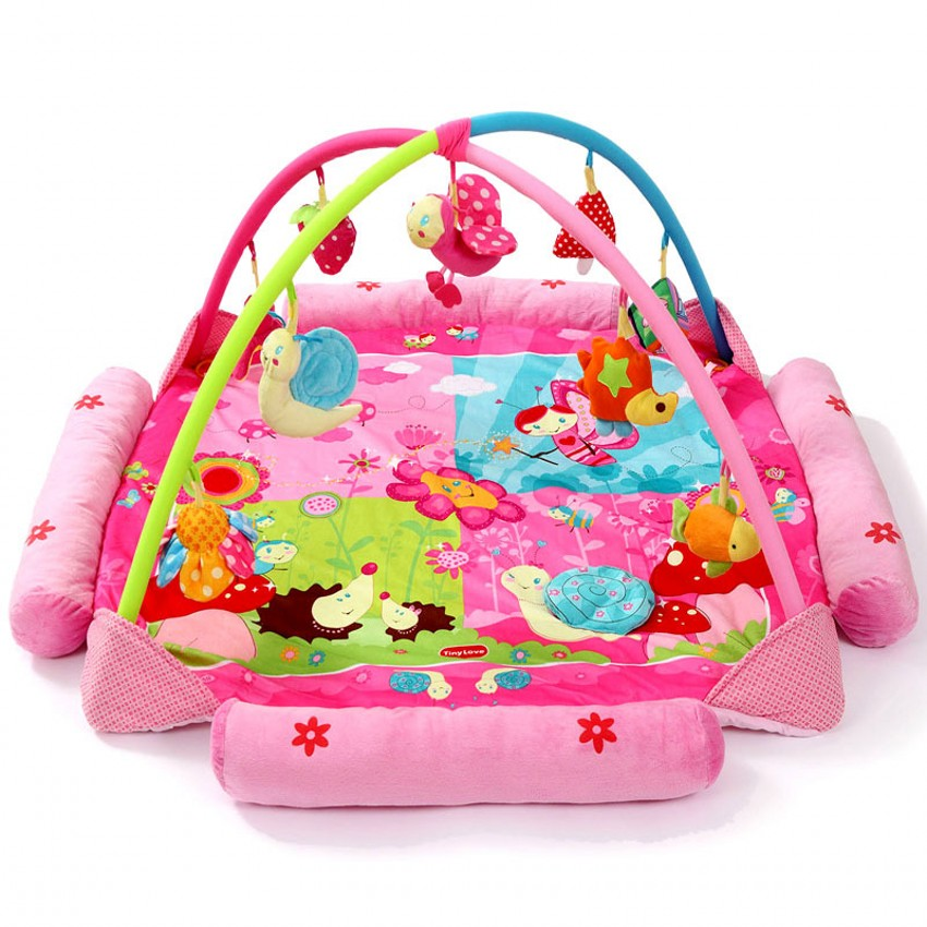 Cartoon Princess Girl Baby Kids Play Mat Toy Indoor Kids Activity Gym Play Blanket Crawling Pad