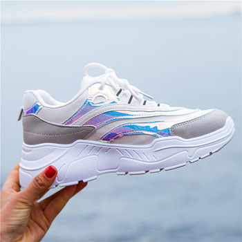 FUJIN Brand Women Casual Sneakers Women Men Flats Female Shoes Lace Up Height Increasing for Comfortable for Women Shoes 1