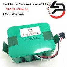 14.4 V 3500 mAh Ni-MH Aspirateur batterie pour KV8 Cleanna XR210 XR510 série XR210A XR210B XR210C XR510A XR510B XR510C XR510D