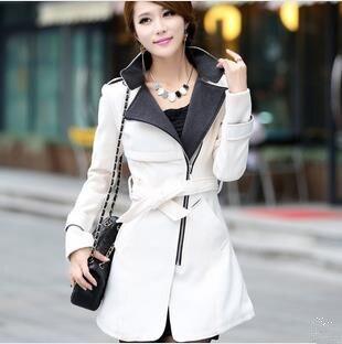 2014 Luxury British Style Women Winter Long Thick Warm