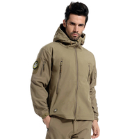 2017 TAD Brand V4 0 Military Tactics Men Jackets Lurker Shark Skin Soft Shell Waterproof Windproof