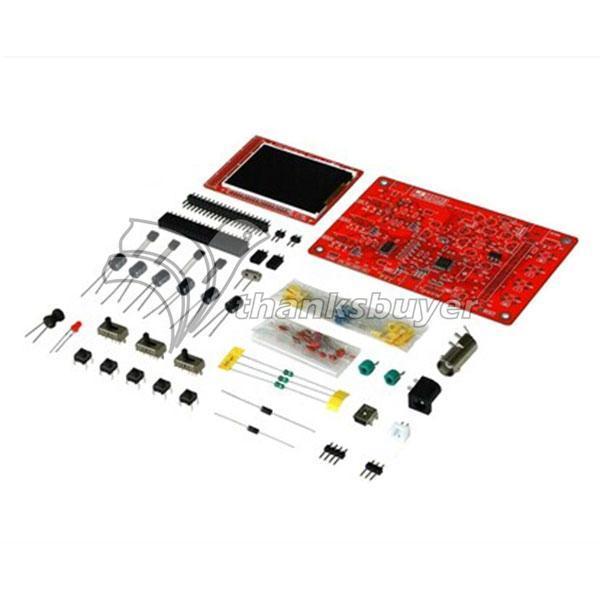 DSO138 Osciloscópio Eletrônico Formação Docente Open Source Osciloscópio STM32