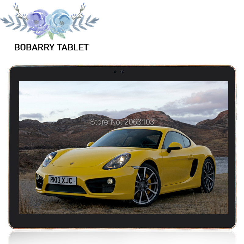 BOBARRY S108 10 1 inch MT8752 Octa core Android 6 0 4G LTE The tablet Smart