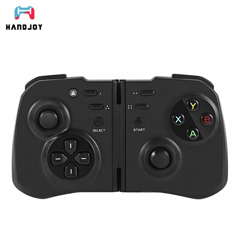 HandJoy nPro беспроводной геймпад игровой контроллер Bluetooth 4,0 джойстик для Android/IOS смартфон/ПК планшет ТВ коробка VR геймпад