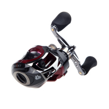 10+1BB Ball Bearing Left Right Hand Baitcasting Fishing Reel 6.3:1 Bait Casting Reel Carp Fishing Tackle LMA200 Carretilha Pesca