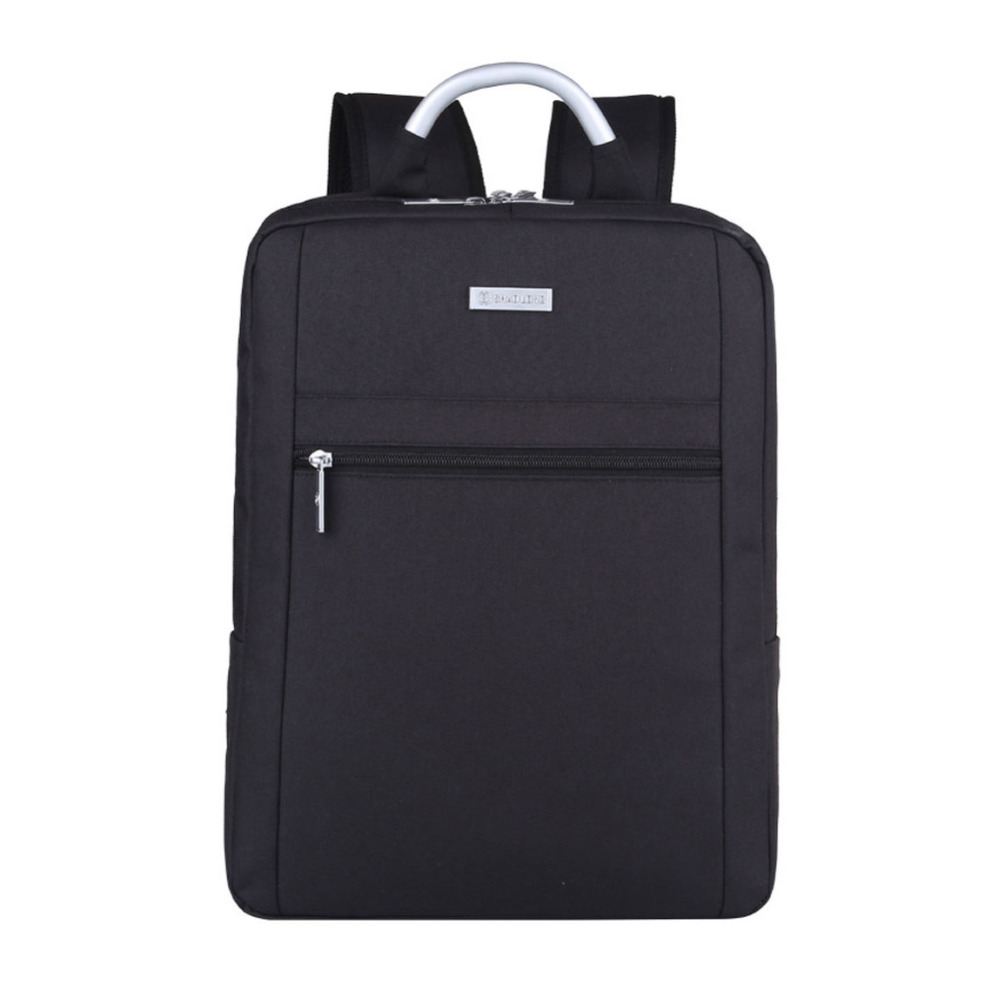 NEW Men Business Laptop Backpack Waterproof Nylon Casual Computer Student School Bags Rucksack Travel Notebook Knapsack Case 15 new men business waterproof travel backpack women fashion college schoolbag male leisure nylon 15 6inch laptop notebook bags