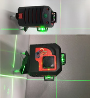 Fukuda 3D Green Lines 360 Self Levelling Laser Level 12 Linear