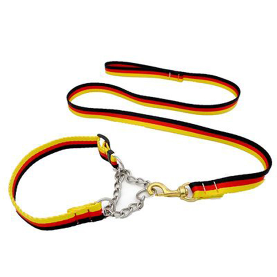 Free Shipping No Pull Dog Harness  Leashes Striped Pet Supplies German Shepherd Accessories 60QY039