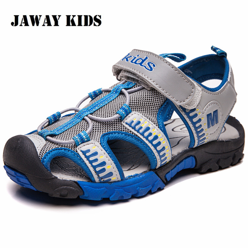 JawayKids Summer Sandals for Boys and Girls Breathe Casual Shoes Children Comfortable Beach Shoes Kids Outdoor Shoes