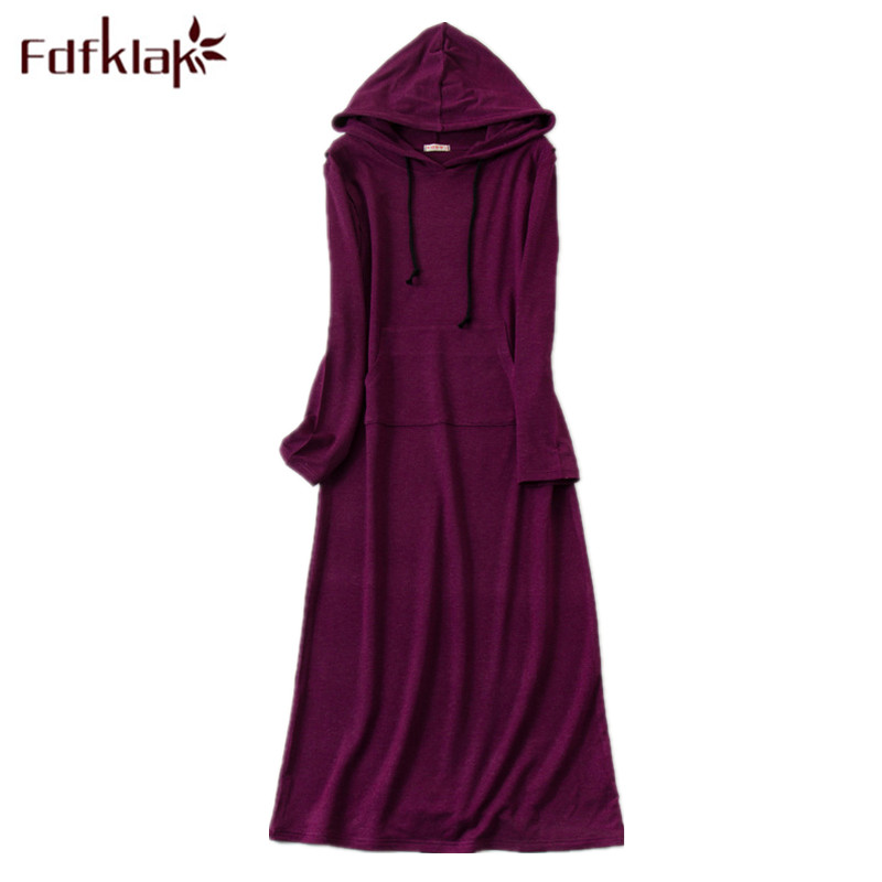 Fdfklak Spring Autumn Long Sleeve Pregnancy Fashion Wine Red/Navy Nursing Dress Long Maternity Dress Brestfeeding Dress F143 plaid long sleeve belted midi dress