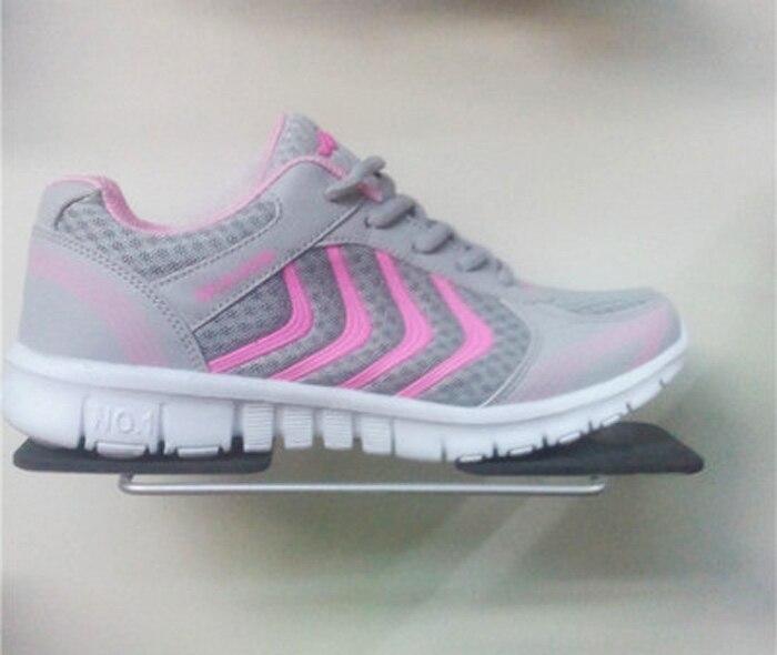 2017 новые взыскания смешанные цвета женщин повседневная обувь дышащая моды Кизинг женщины холст обувь