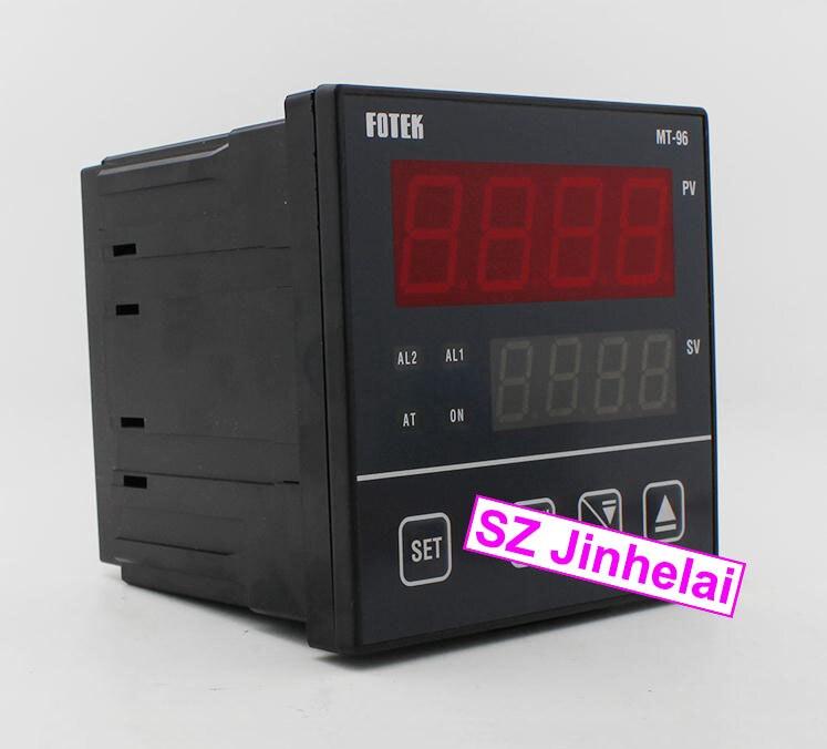 100% Authentic original FOTEK Temperature controller MT96-L (MT-96-L) 90-265VAC 4-20mA output 100% authentic original fotek temperature controller nt 20v 90 265vac ssr output