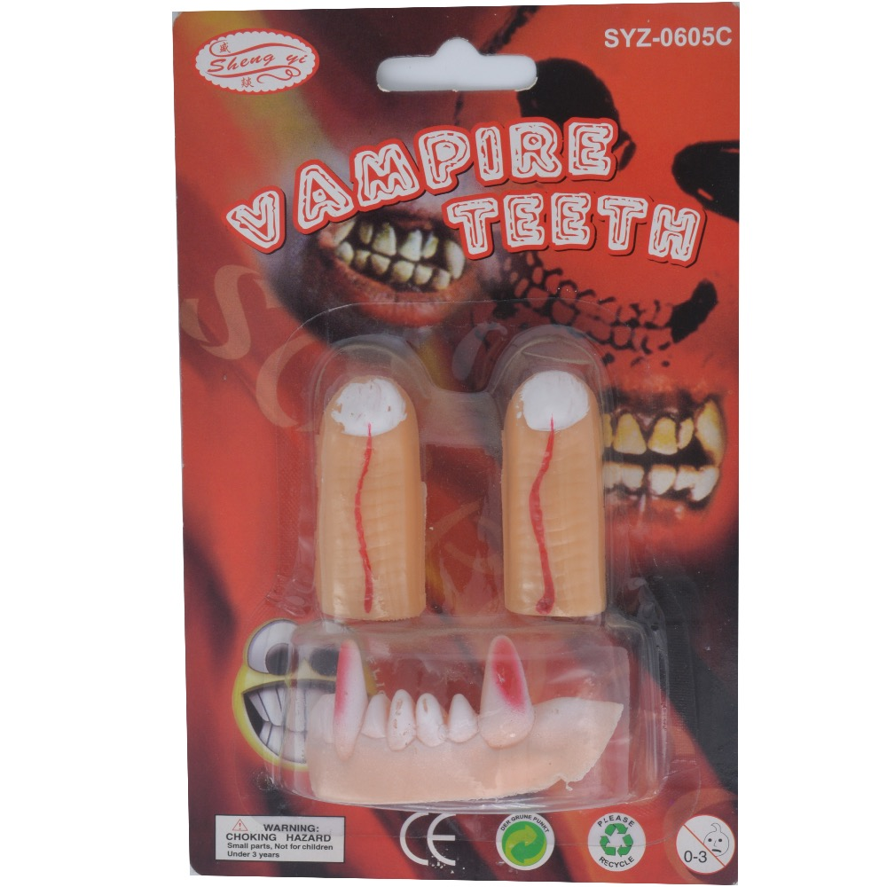 Vampire Teeth Toys Promotion-Shop for Promotional Vampire Teeth ...