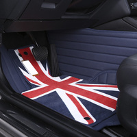 Custom Car Floor Mats For Toyota All Models Land Cruiser Prado Cool Road Ze Weissa Fortuner