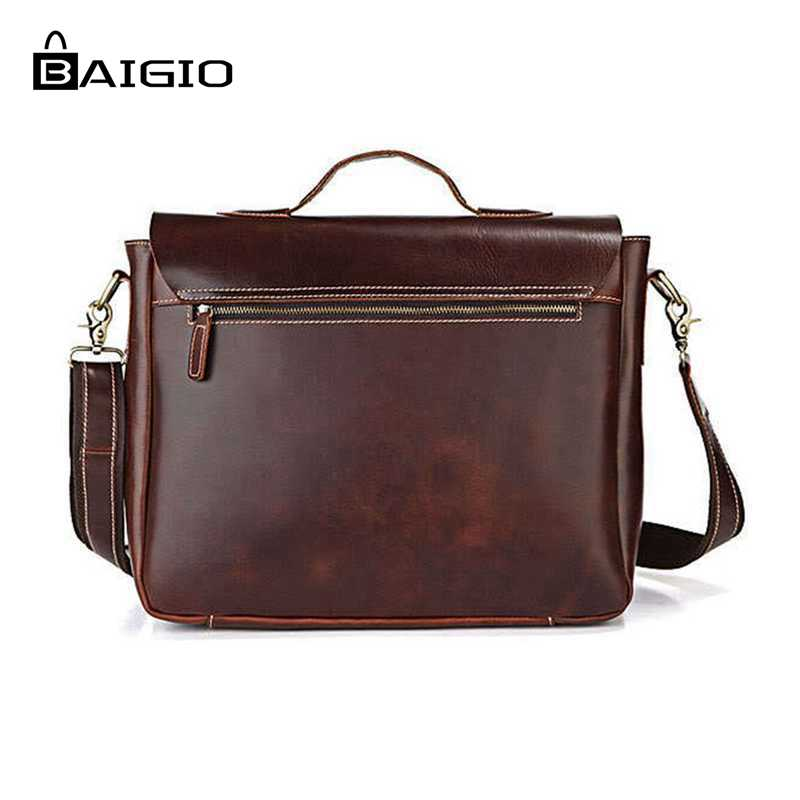 Popular Italian Leather Laptop Bag-Buy Cheap Italian Leather ...