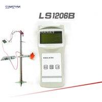 LS1206B расходомер жидкости диапазон 0.05 ~ 8 м/с/портативный измеритель скорости непрерывной работы 24 часа обращаясь Propeller диаметр 60 мм
