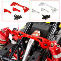 CNC Metal Adjustable Angle Rear Shock Beam for 1/5 HPI Rovan KM BAJA 5B 5SC 5T RC Car Parts