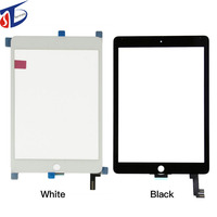 OEM For Ipad 3 4 Touchscreen Black White Touch Screen Digitizer Glass Replacement Parts For Ipad