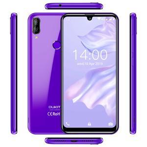 Image 4 - Oukitel C16 Pro C16pro 4G LTE Điện Thoại Thông Minh 3 + 32 GB Quad Core Điện Thoại Di Động MTK6761P 5.71 Inch Điện Thoại Di Động 2600 MAh Mặt ID Android 9.0