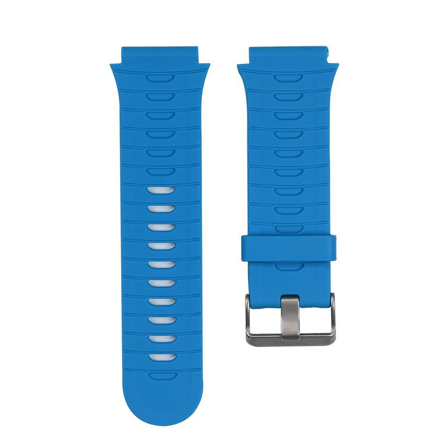 Soft Adjustable Silicone Replacement Wrist Watch Band for Garmin Forerunner 920XT GPS Watch (Blue) soft adjustable silicone replacement wrist watch band for garmin forerunner 920xt gps watch black