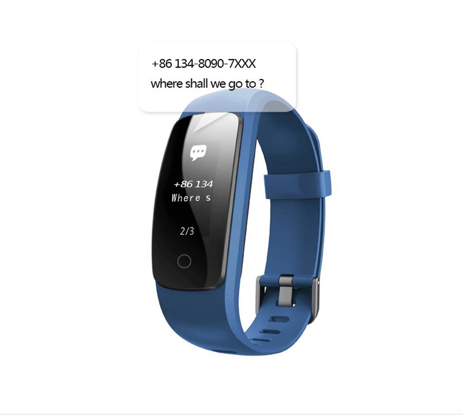 Makibes ID107 Plus HR Smart fitness bracelet (12)