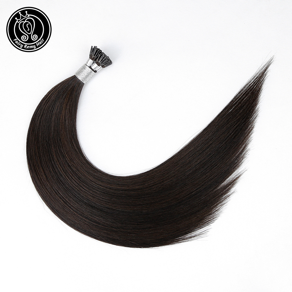 I Tip Remy Human Hair Extension Piano Color Fusion Brazilian Human Hair Keratin Bond Fairy Remy Hair 0.8g/s 16