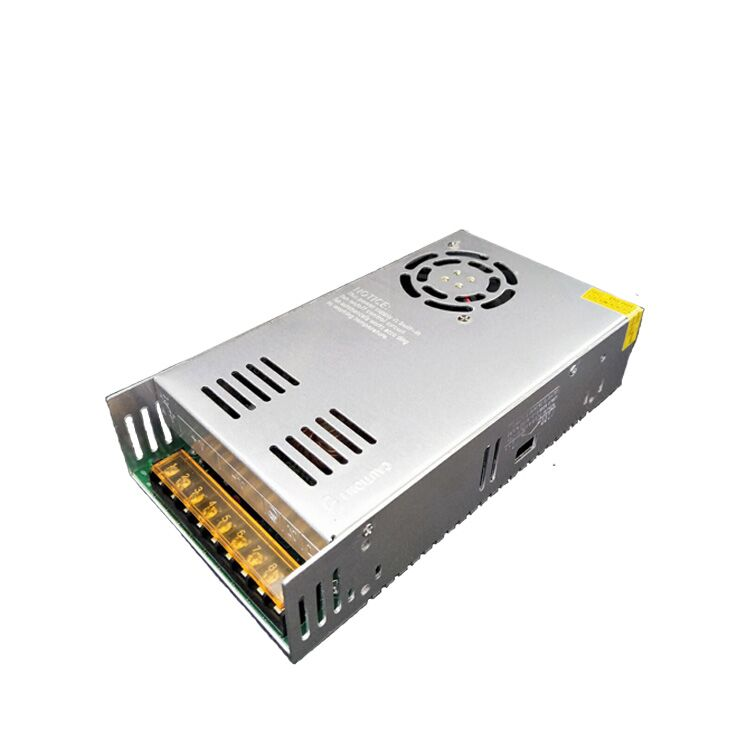 350W 12V 30A LED Strip CNC 3D Print Small Volume Single Output Switching power supply sayoon dc 12v contactor czwt150a contactor with switching phase small volume large load capacity long service life
