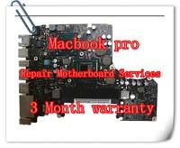Repair Service for MacBooK Pro 13 15 17 A1278 A1286 A1297 A1369 A1502 A1425 A1398 A1465 A1466 Logic Board Motherboard Repair