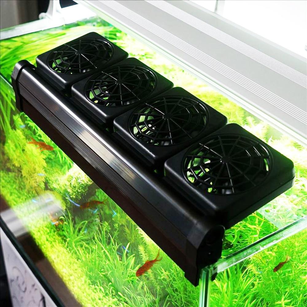 Aquarium fish tank cooling fan -