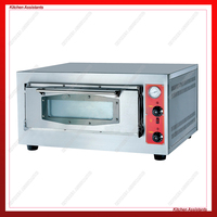 BSR101Q Gas Pizza Oven Stainless Steel Stone Bakery Oven Commercial use bakery oven