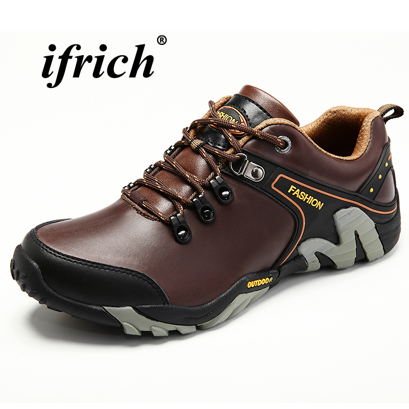 Man Casual Shoes Black Dark Brown Male Outdoor Footwear Artificial Leather Anti-slip Spring Autumn Walking Sneakers Flat Male 2018 spring male genuine leather eagle print 56 60cm black brown baseball caps for man casual street glof gorras dad hat ry119