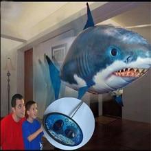 Оптовая продажа-воздуха летучей рыбы в форме алюминиевый шар в высокое качество; Конфигурация дистанционный пульт