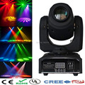 Fábrica diretamente venda led 30 w moving head spot light/gobo dmx512 iluminação de palco discoteca dj/clube do partido luz do feriado do natal led