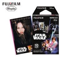 Expirar a 2017 De Setembro Original Fujifilm Instax Mini 8 filme de Star Wars para Polariod mini Câmera Instantânea mini 7 s 25 50 s 90 300 Share SP-1