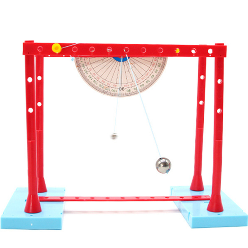 Educational Science Toys Handmade Assembly Pendulum Experiment Toy DIY Learning Material For Kids Students Best Gifts