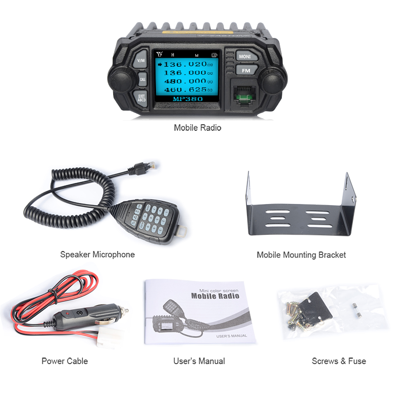 zastone mp380 mobile radio vhf 136 174mhz uhf 400 480mhz mini car rh aliexpress com Gray Camouflage Military Manual CD Military Manual CD