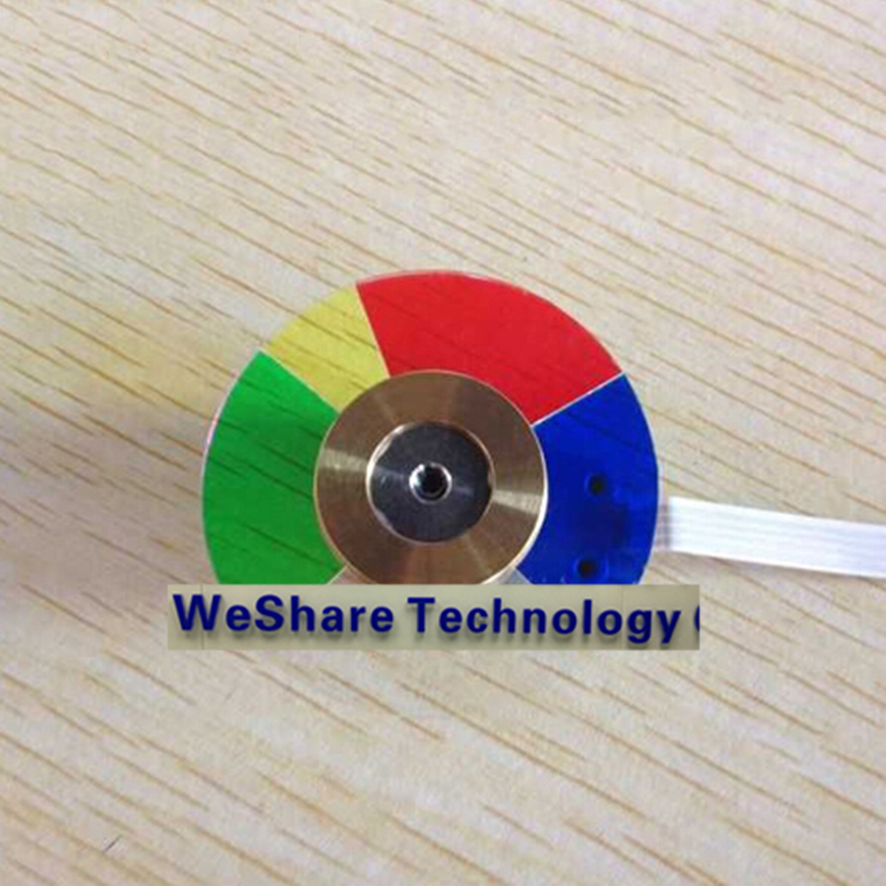 NEW Home Projector Color Wheel for Optoma EX615 Repair Replacement fitting