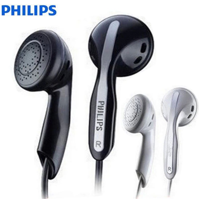 Oryginalny Philips SHE3800 zestaw słuchawkowy przewodowy 3.5