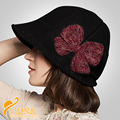Women Artist Beret Cap,French Style Autumn&Winter Vintage Solid Colors Soft Felt Beanie Hat,Wool  Berets B-0715