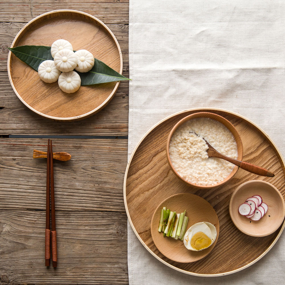 DIY wooden dishes 96