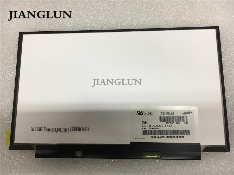 JIANGLUN For lenovo YOGA S1 LTN125HL03 12.5 LCD Screen 1920*1080 jianglun for lenovo yoga s1 x240
