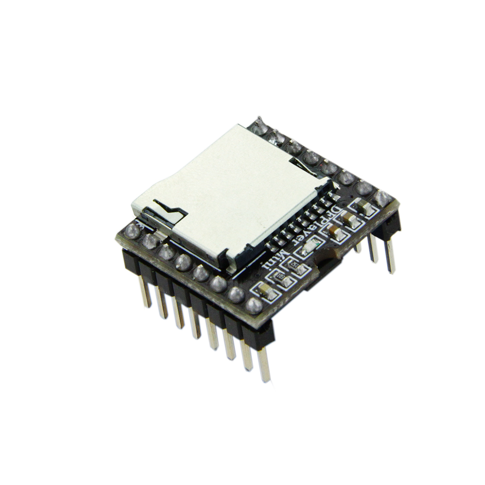 10pcs DFPlayer Mini MP3 Player Module MP3 Voice Module For Arduino DIY Supporting TF Card And USB Disk