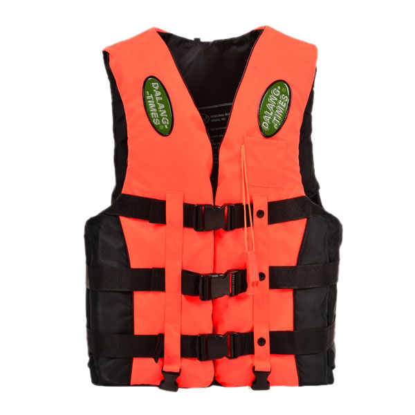 Boating Ski Vest Adult PFD Fully Enclosed Size Adult Life Jacket ...