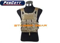 Rasputin Item Navy Jump Plate Carrier Pencott Badlands Tactical JPC Vest+Free shipping(SKU12050803)
