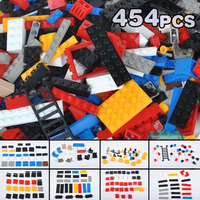 Sluban 0503 Building Blocks 415pcs DIY Creative Bricks Toys For Children Educational Bricks Legoe Compatible Free