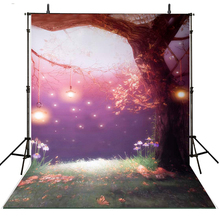 Cartoon Scenic Photography Backdrops Vinyl Backdrop For Photography Children Background For Photo Studio Bokeh Foto Achtergrond