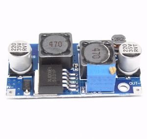 Image 2 - 50PCS XL6009 DC DC  Booster module Power supply module output is adjustable Super LM2577 The largest 4A current