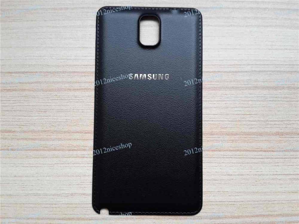Note3 Cover Black